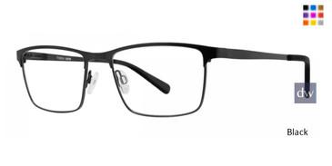 Black Timex Rx 3:30 PM Eyeglasses