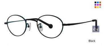 Black Timex Rx 4:20 PM Eyeglasses