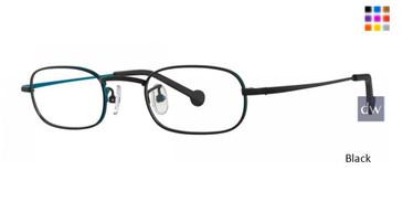 Black Timex Rx 4:36 PM Eyeglasses