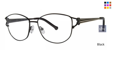 Black Timex Rx 8:23 AM Eyeglasses