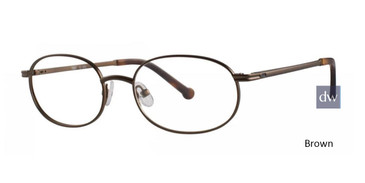 Brown Timex Rx 2:13 PM Eyeglasses