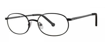 Black Timex Rx 2:13 PM Eyeglasses