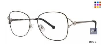 Black Timex Rx 6:14 AM Eyeglasses