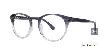 Blue Gradient Zac Posen Kincaid Eyeglasses.