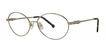 Gold Timex Rx 9:41 AM Eyeglasses
