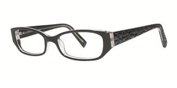 Black Timex Rx T188 Eyeglasses