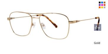 Gold Timex Stretch 5:26 PM Eyeglasses