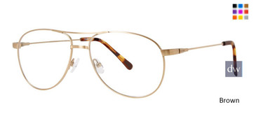 Brown Timex Stretch 5:51 PM Eyeglasses