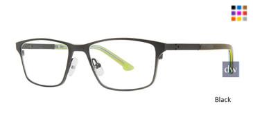Black Timex TMX RX Ballpark Eyeglasses