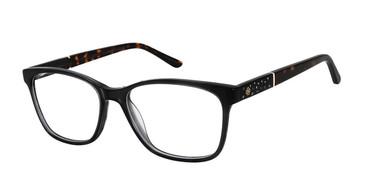 Black Tortoise Ann Taylor AT008 Luxury Eyeglasses.