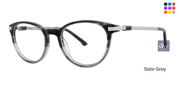 Slate Grey Timex TMX RX Pick Six Eyeglasses - Teenager