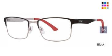 Black Timex TMX RX Lightweight Eyeglasses