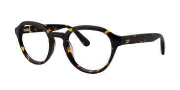 Tokyo Tortoise Zac Posen Enzo Eyeglasses.