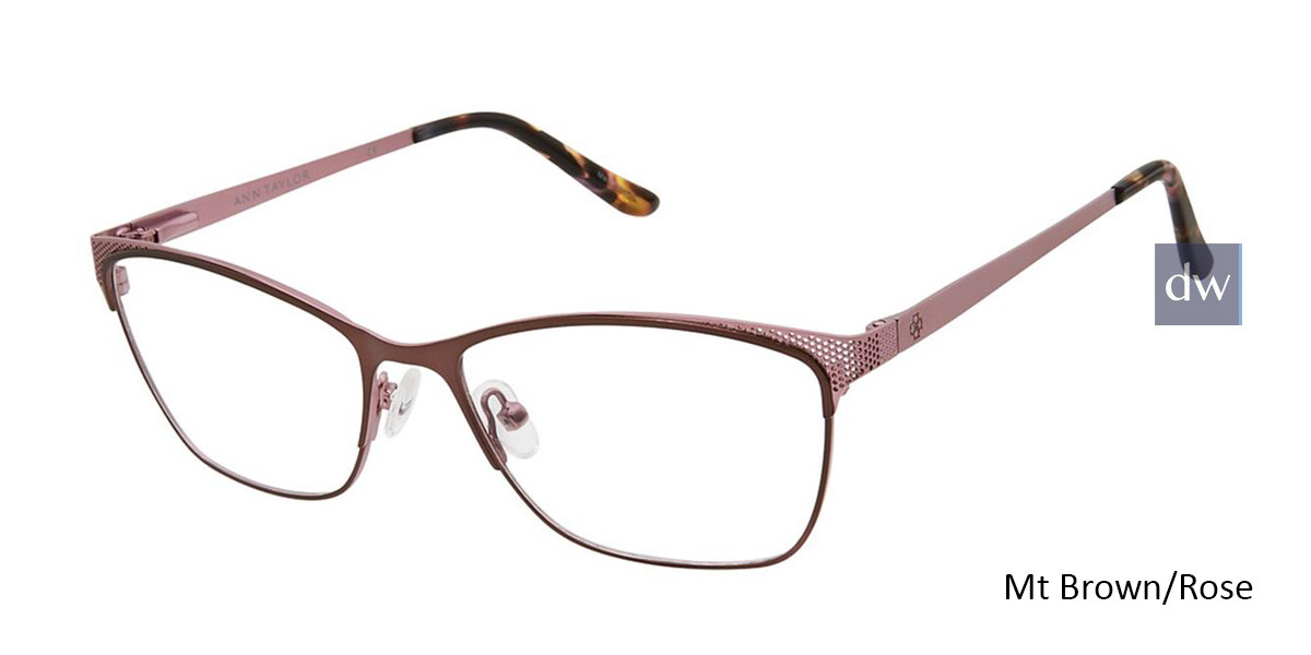 Mt Brown/Rose Ann Taylor AT103 Eyeglasses.
