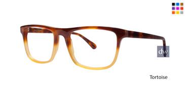 Tortoise Zac posen Jacques Eyeglasses.