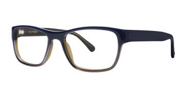 Blue Zac Posen Jarrod Eyeglasses.