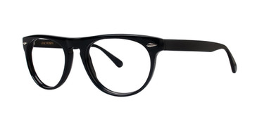 Black Zac Posen Idealist Eyeglasses.