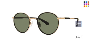 Black Zac Posen Lionel Sunglasses - Teenager.
