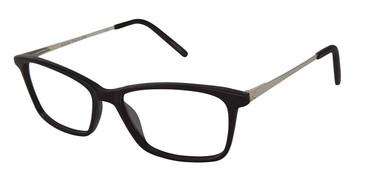 Black Ann Taylor AT327 Eyeglasses.