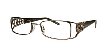 Brown Vivid Boutique 5013 Eyeglasses