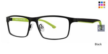 Black Timex TMX RX Safety Eyeglasses