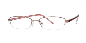Shiny Brown  Vivid Expressions 1069 Eyeglasses