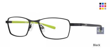 Black Timex TMX RX Point Eyeglasses - Teenager