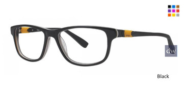 Black Timex TMX RX Crease Eyeglasses