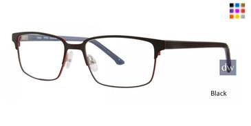 Black Timex TMX RX Shoot Out Eyeglasses