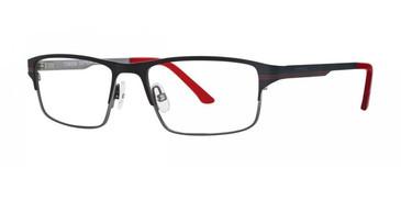 Black Timex TMX RX Fast Ball Eyeglasses