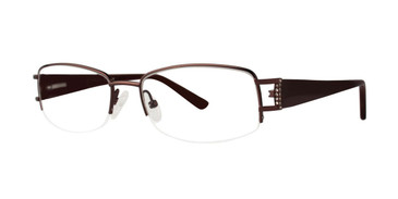 Brown Vivid Expressions 1103 Eyeglasses