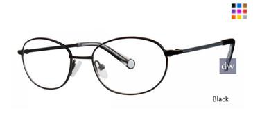 Black Timex TMX RX Action Eyeglasses - Teenager