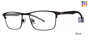 Black Timex TMX RX Blitz Eyeglasses