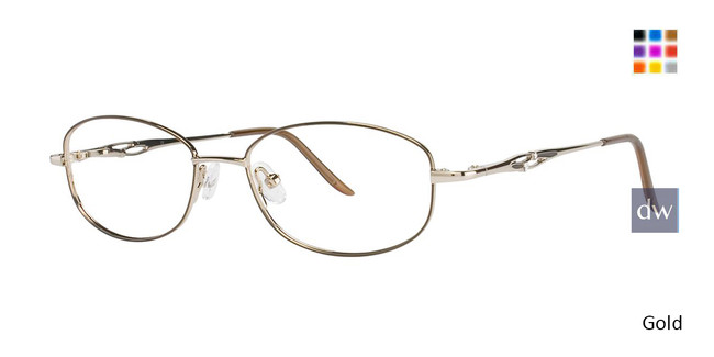 Gold C By L'Amy 508 Eyeglasses.