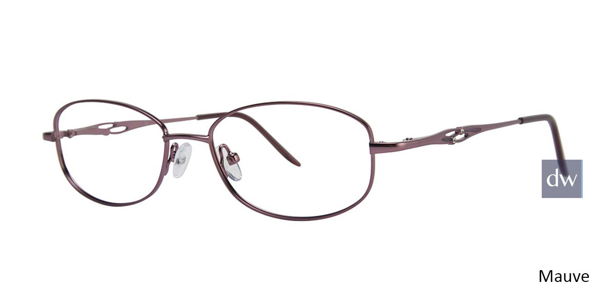 Mauve C By L'Amy 508 Eyeglasses.
