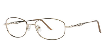 Gold (c02) C By L'Amy 508 Eyeglasses.