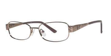 Brown (c01) C By L'Amy 517 Eyeglasses.