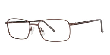 Brown (c03) C By L'Amy 600 Eyeglasses.
