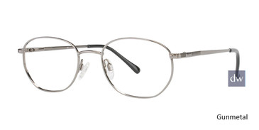 Gunmetal C By L'Amy 601 Eyeglasses.