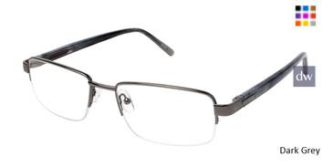 Dark Grey C By L'Amy 615 Eyeglasses.