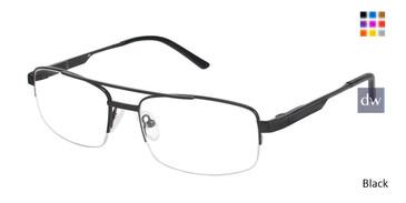 Black C By L'Amy 618 Eyeglasses