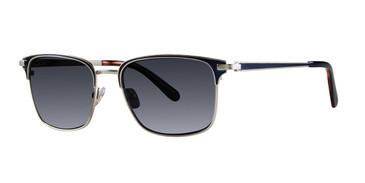 Navy Zac Posen Lenox Sunglasses.