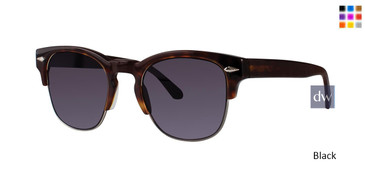 Black Zac Posen Ascott Sunglasses - Teenager.