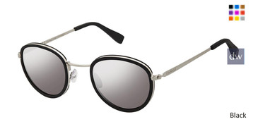 Black Canali 210 Sunglasses - Teenager.