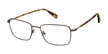 C03 Matte Brown Canali 301 Eyeglasses.