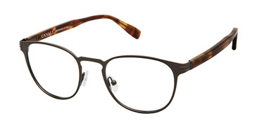 C02 Matte Brown Canali 303 Eyeglasses.