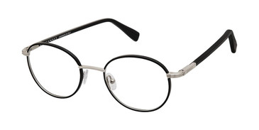 C02 Black Canali 311 Eyeglasses - Teenager.