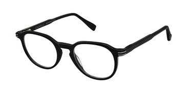 C02 Black Canali 314 Eyeglasses - Teenager