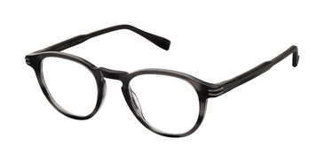 C01 Grey Tortoise Canali 315 Eyeglasses - Teenager