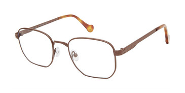 C03 Brown Canali 321 Eyeglasses.